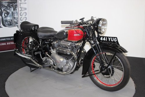 1939 Ariel SQ4 1000cc  For Sale (picture 2 of 6)