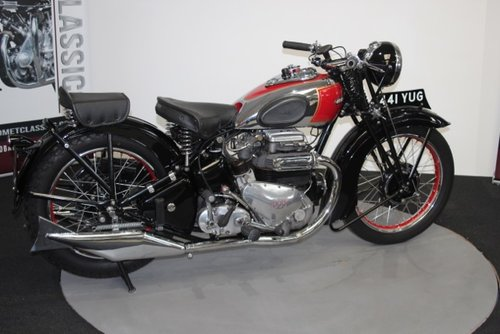 1939 Ariel SQ4 1000cc  For Sale (picture 3 of 6)