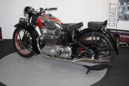 1939 Ariel SQ4 1000cc  For Sale (picture 4 of 6)