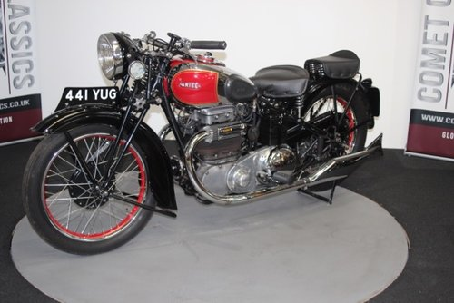 1939 Ariel SQ4 1000cc  For Sale (picture 5 of 6)