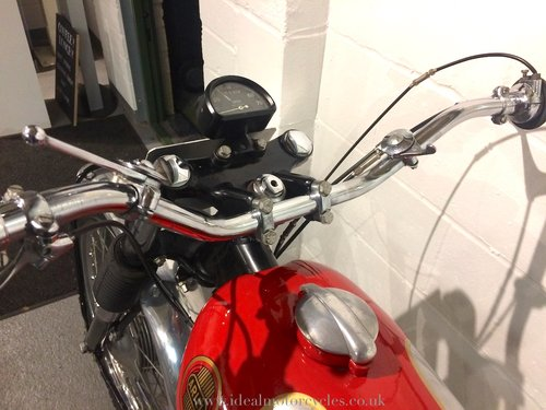 1957 Ariel HT5 500cc For Sale (picture 5 of 6)
