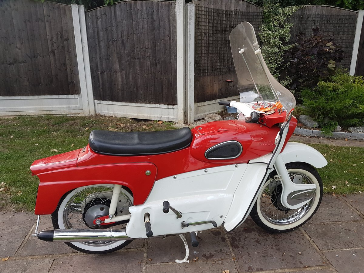 1965 Ariel leader in lovely condition For Sale (picture 1 of 4)