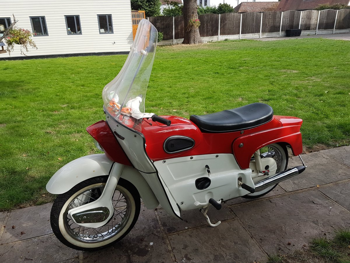 1965 Ariel leader in lovely condition For Sale (picture 2 of 4)