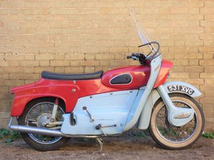 1959 Ariel Leader 250cc SOLD