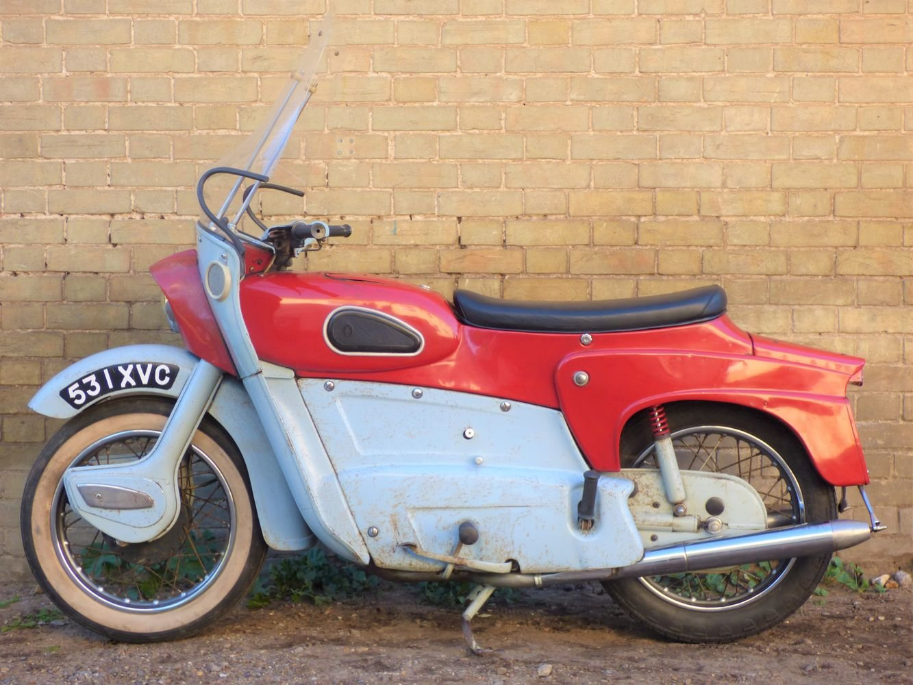 1959 Ariel Leader 250cc SOLD | Car And Classic