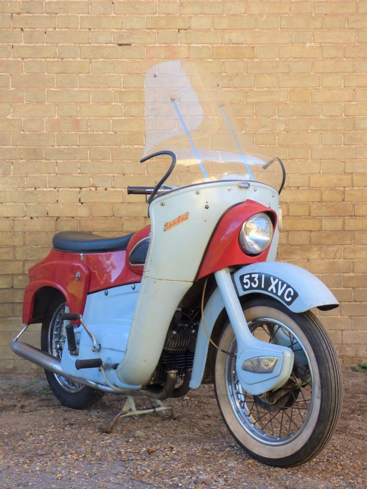 1959 Ariel Leader 250cc SOLD (picture 5 of 6)