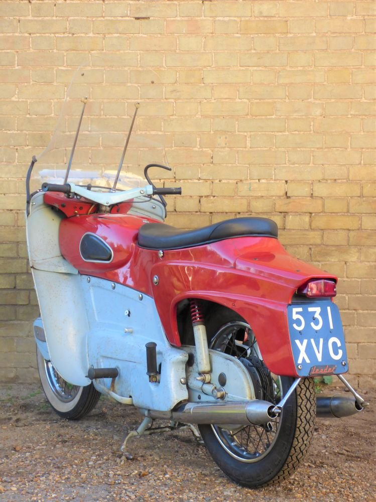 1959 Ariel Leader 250cc SOLD (picture 6 of 6)