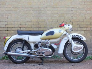 1962 Ariel Super Sports 'Golden' Arrow 250cc SOLD