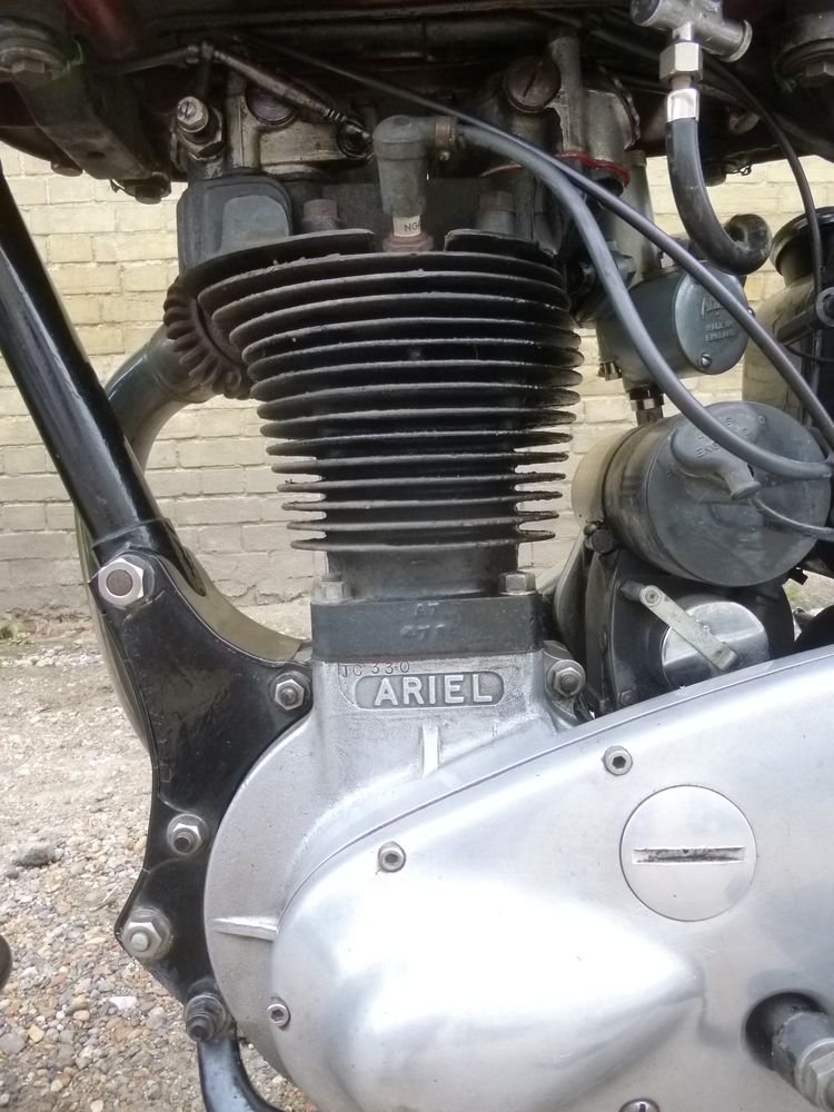 1951 Ariel VH 500cc SOLD (picture 3 of 6)