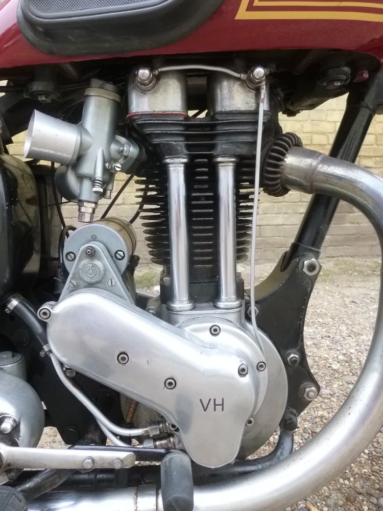 1951 Ariel VH 500cc SOLD (picture 4 of 6)