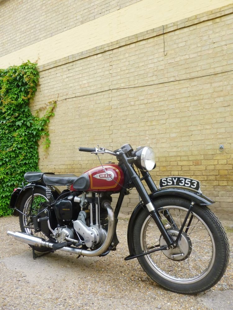 1951 Ariel VH 500cc SOLD (picture 6 of 6)