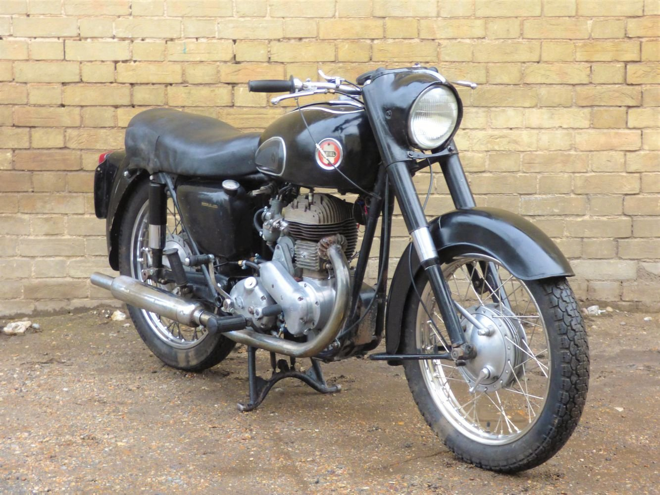 1957 Ariel VB 600cc side valve SOLD (picture 6 of 6)