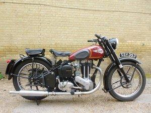 1951 Ariel VH 500cc SOLD
