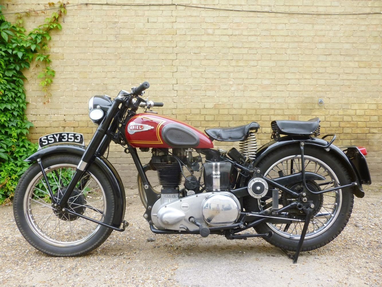 1951 Ariel VH 500cc SOLD (picture 2 of 6)