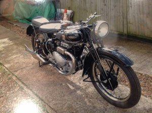 1939 Ariel Square 4 600cc Full Restored
