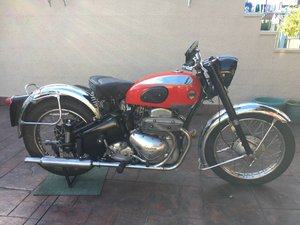 1957 Ariel Square 4 Mk 2  For Sale