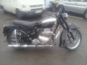 Ariel square four 1955 4g mk1  For Sale