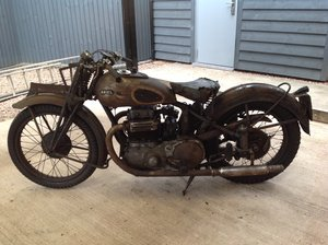 1939 Ariel Square four 600F (OHV) SOLD