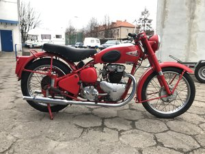 1953 ARIEL KH 500 NICE TWIN For Sale