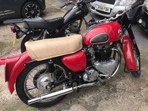 1958 Ariel 650 Cyclone For Sale