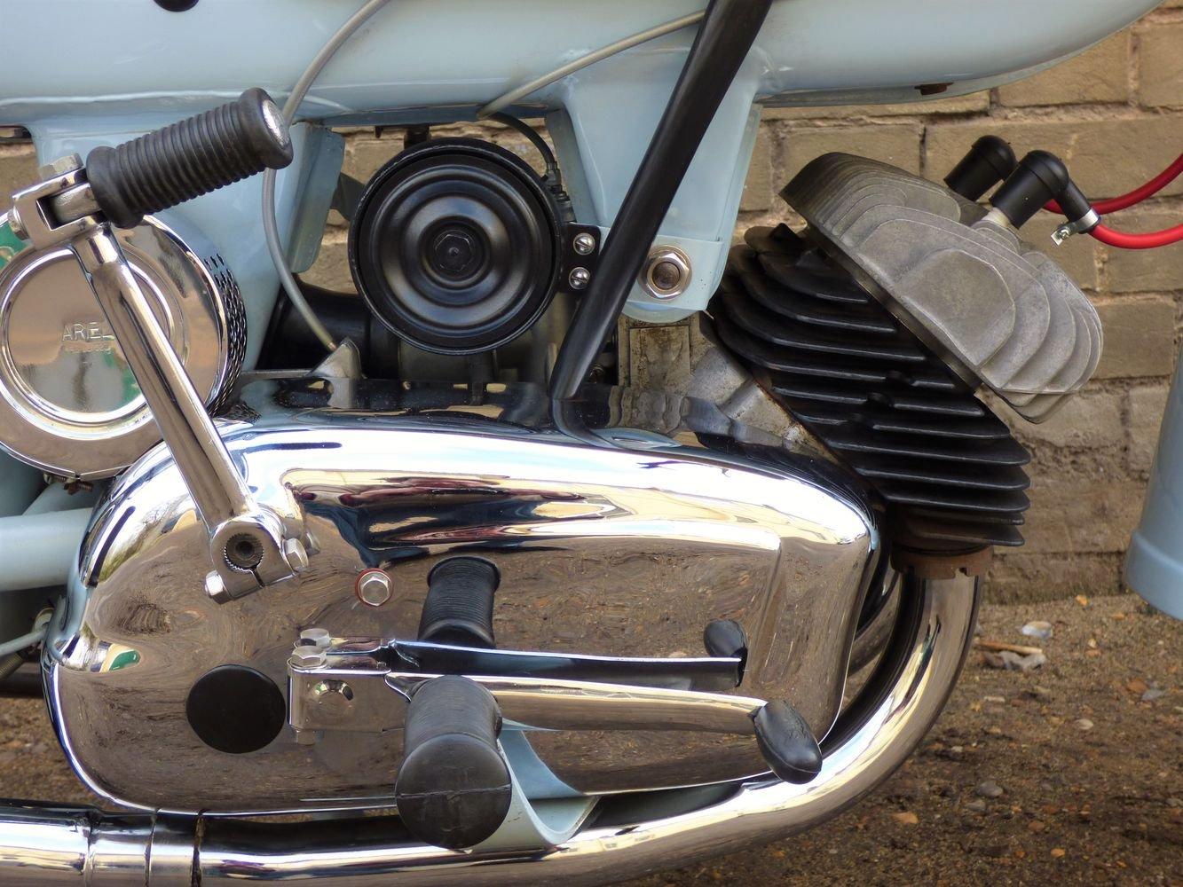 1961 Ariel 'Golden' Arrow Super Sports 250cc SOLD (picture 4 of 6)