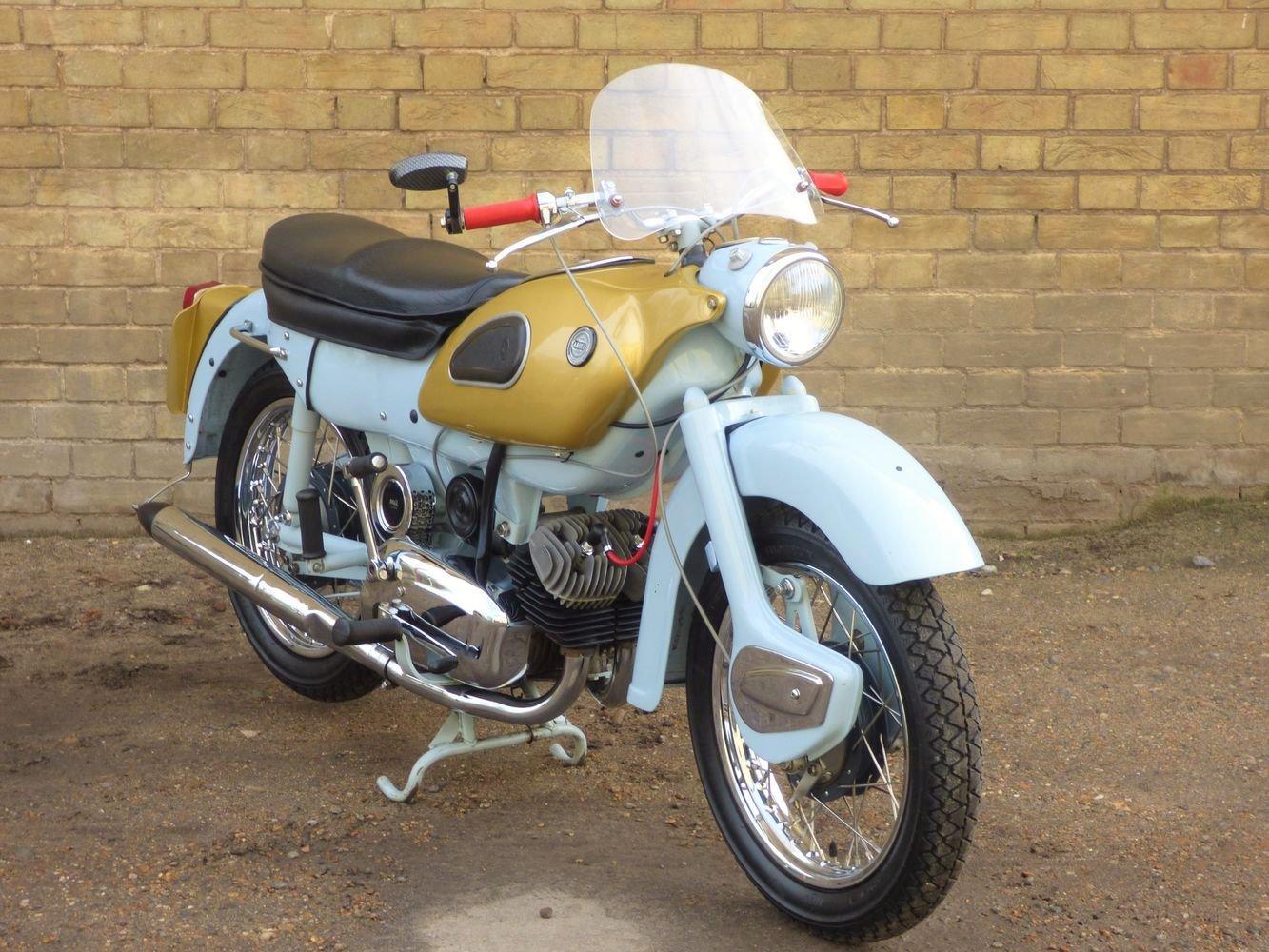 1961 Ariel 'Golden' Arrow Super Sports 250cc SOLD (picture 6 of 6)