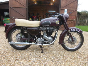 1957 ARIEL NH 350 For Sale