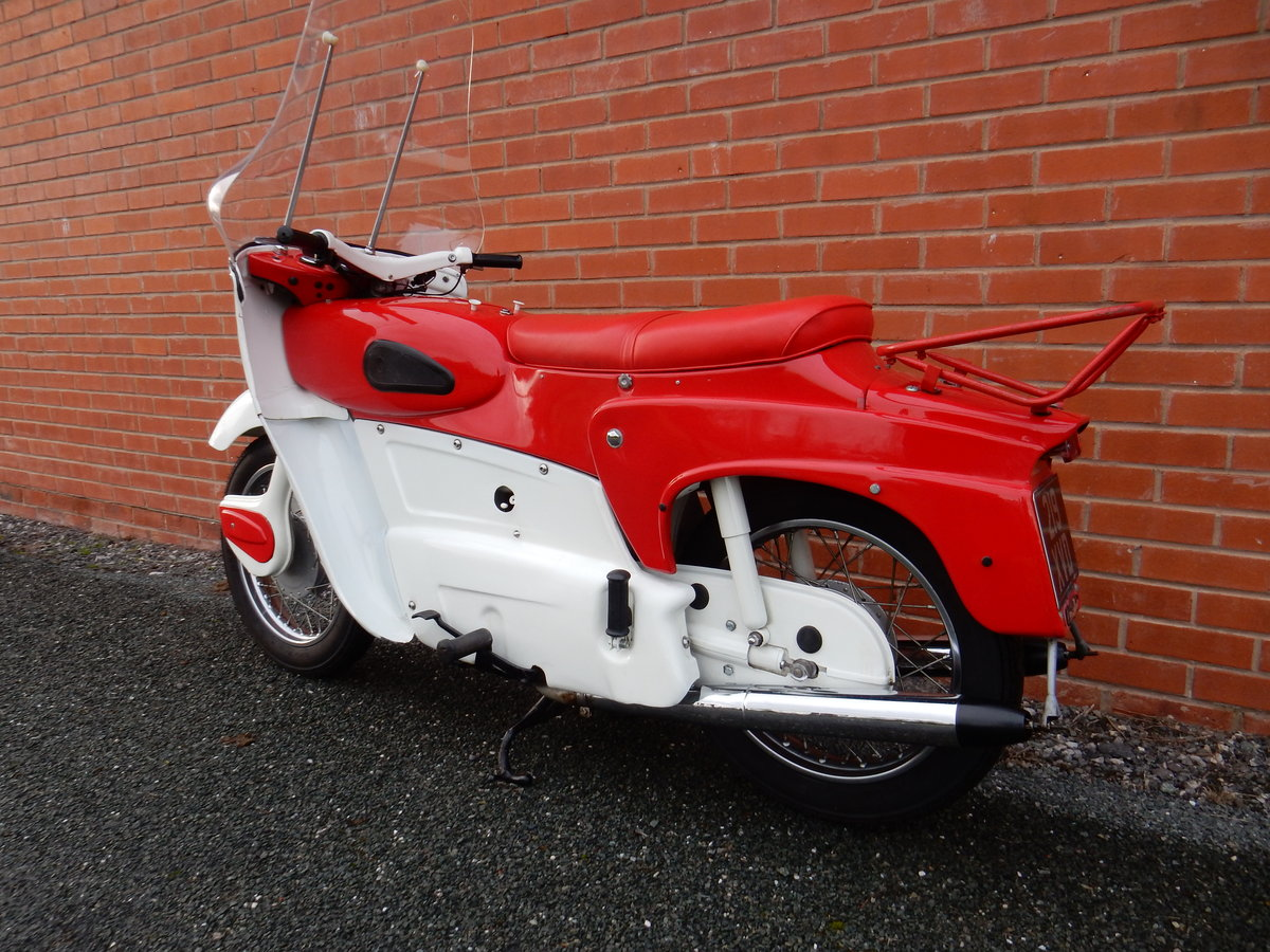 Ariel Leader 250cc 1962 Matching Frame & Engine numbers For Sale (picture 2 of 2)
