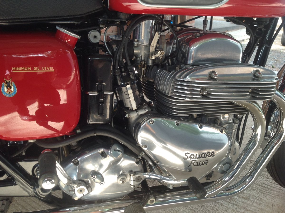 1957 Ariel Square Four MK1V For Sale (picture 4 of 6)