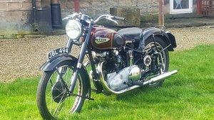 1952 Ariel KH500 For Sale