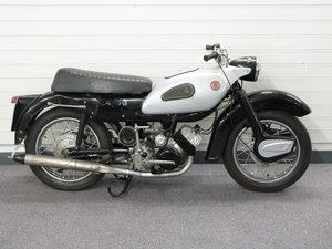 1960 Ariel Arrow 250cc