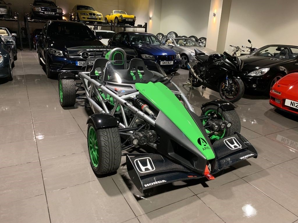 2015 ARIEL ATOM 3 ATOM 3.5 245BHP RED TOP K20 TYPE R ENGINE SOLD (picture 2 of 6)
