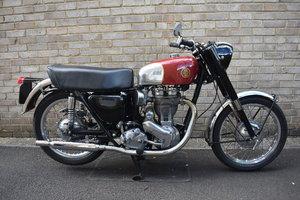 Lot 60 - A 1956 Ariel HS - 01/06/2019 For Sale by Auction