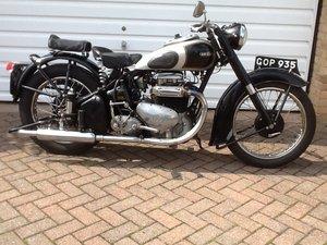 ARIEL SQUARE FOUR 1947, MODEL 4G 1000cc