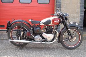 1952 Red Hunter