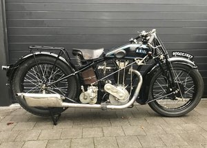 Ariel - D 	 500cc OHV Sport   1927 For Sale