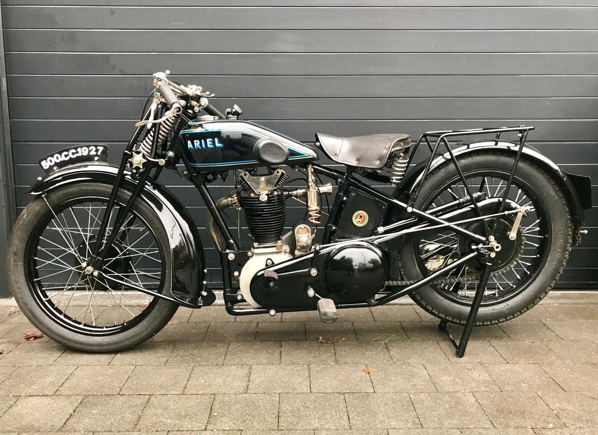 Ariel - D  500cc OHV Sport   1927 For Sale (picture 3 of 6)