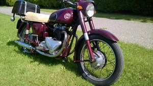 1958 Ariel Huntmaster 650 For Sale