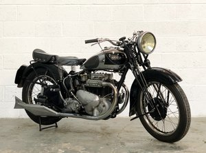 Restored Vintage Ariel Square Four 1939 600cc SOLD