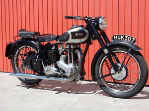 Ariel 350 NG  1950, Original Reg, Great Runner For Sale