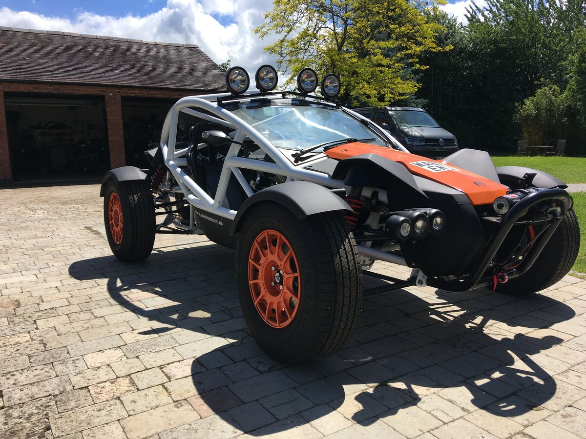 2017 Ariel Nomad  For Sale (picture 1 of 6)