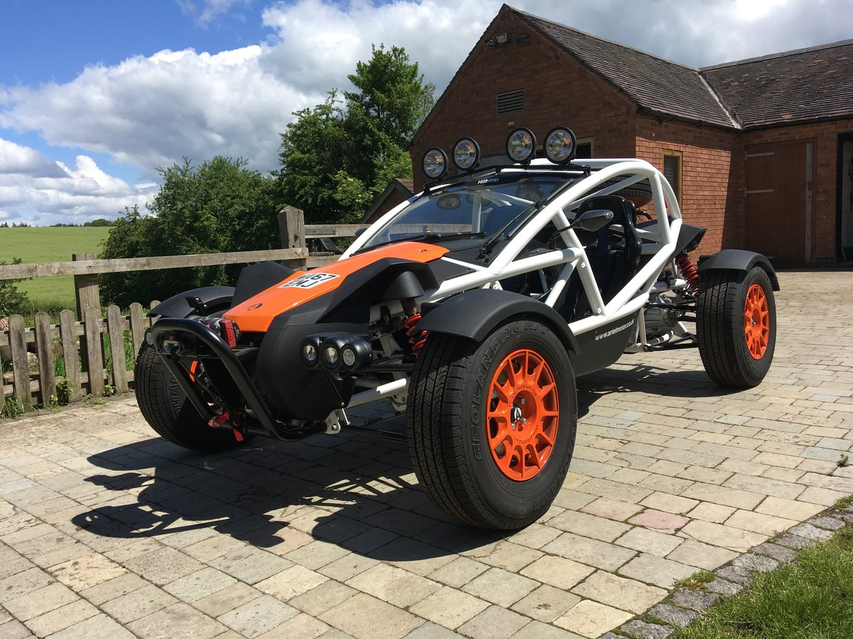 2017 Ariel Nomad  For Sale (picture 2 of 6)