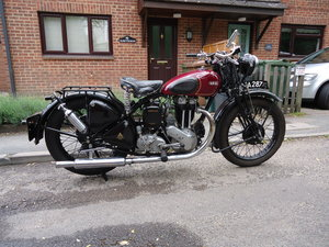 1945 Ariel WNG Civilianised For Sale