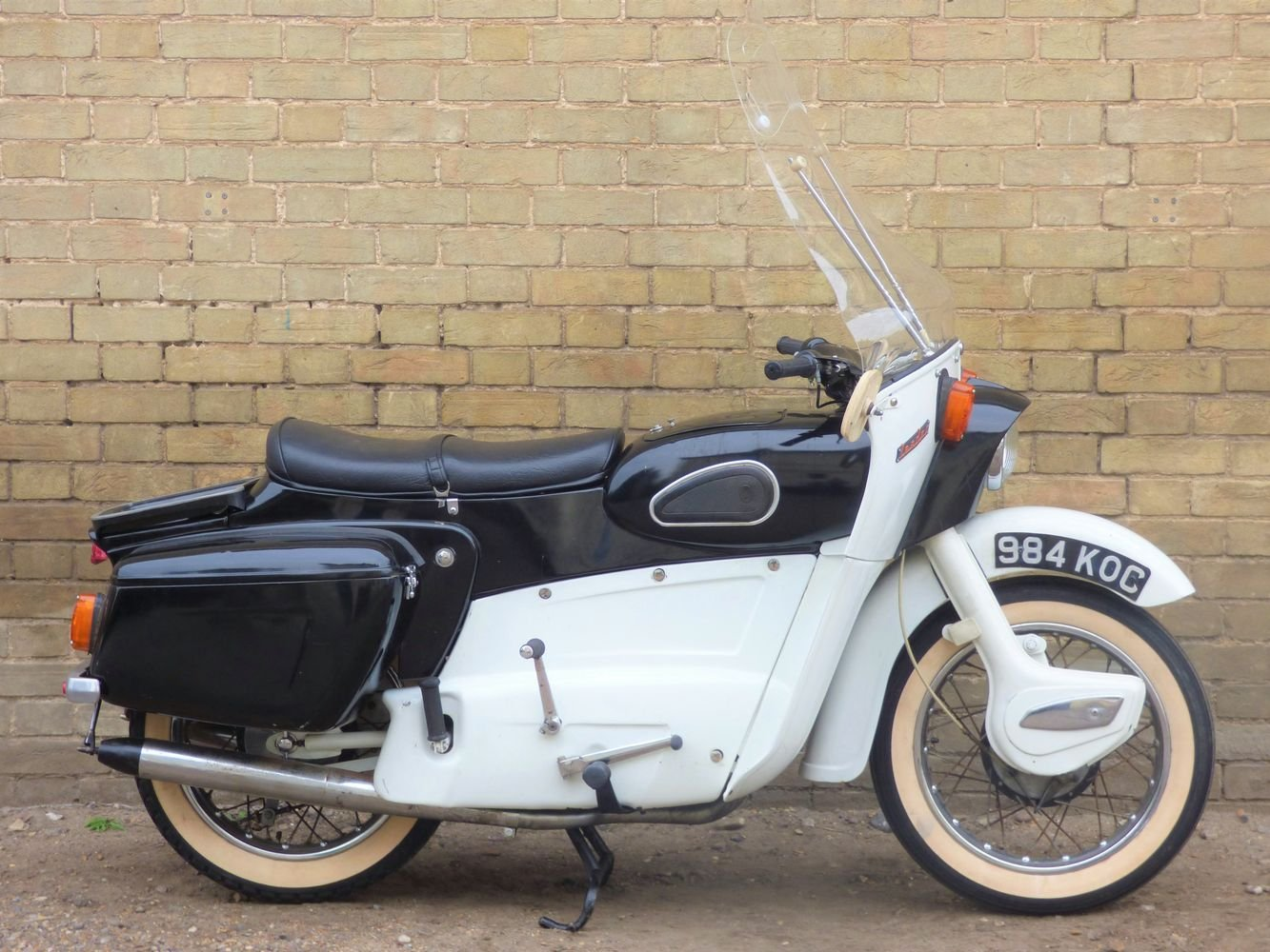 1963 Ariel Leader 250cc SOLD (picture 1 of 6)