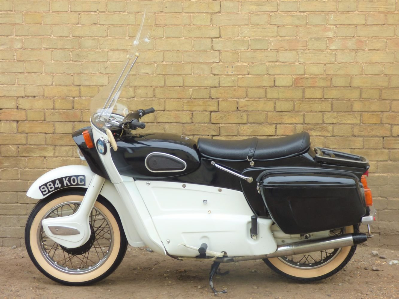 1963 Ariel Leader 250cc SOLD (picture 2 of 6)