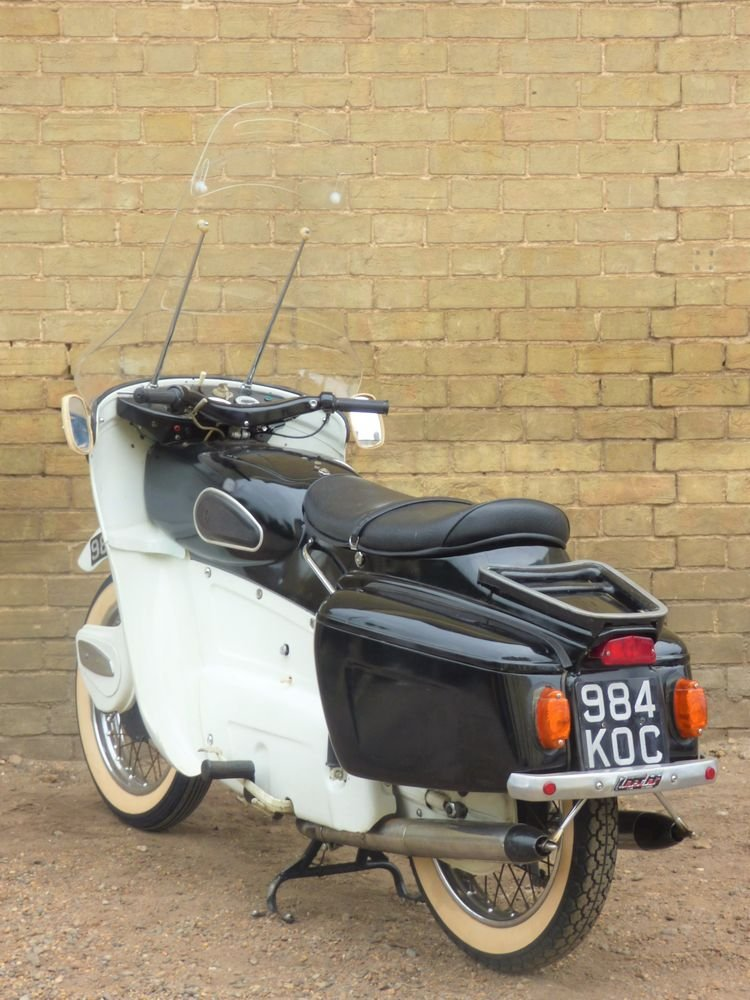 1963 Ariel Leader 250cc SOLD (picture 5 of 6)