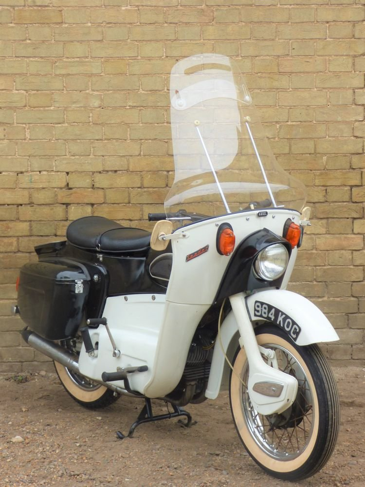 1963 Ariel Leader 250cc SOLD (picture 6 of 6)