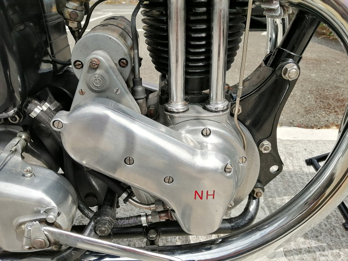 1950 Ariel NH Classic motorcycle For Sale (picture 3 of 6)