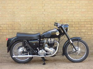 1955 Ariel NH 350cc For Sale