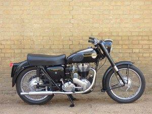 1955 Ariel NH 350cc For Sale